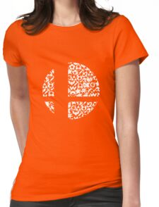 Brawl Womens Fitted T-Shirt