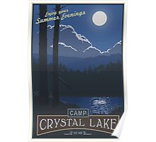 Horrible Summer Camp Poster