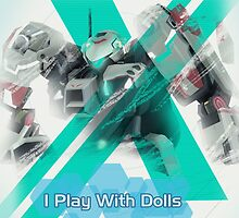 I Play with Dolls - Xenoblade Chronicles X by CuriousityShop