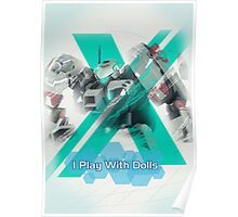 I Play with Dolls - Xenoblade Chronicles X Poster