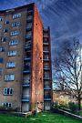 The Lawn Balconies by Nigel Bangert