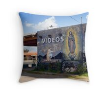 No Late Fees Throw Pillow
