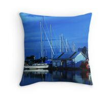 Vancouver City Throw Pillow