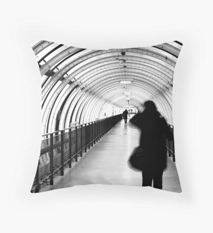 Centre Pompidou Throw Pillow