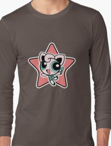 Jigglypuff Girl! Long Sleeve T-Shirt