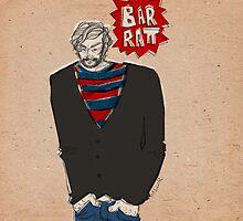 Barratt Squarehands by extrafancyganza