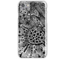 Human Snail. iPhone Case/Skin