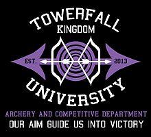 Towerfall Kingdom University by Nguyen013