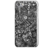 Faces of Hurray. iPhone Case/Skin