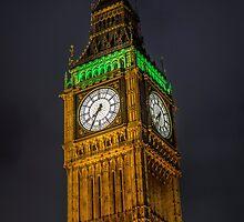 Big Ben by Francisco Gonçalves