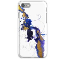 Sadly, How Love Fled iPhone Case/Skin