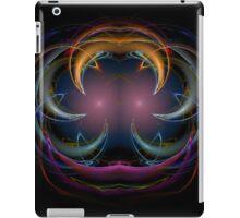Mirrored Spinning Galaxy iPad Case/Skin