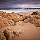 Coastal Scene, south of Granite Harbour by Doug Thost