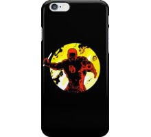 No More Mister Nice Man iPhone Case/Skin