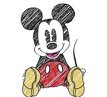 Mickey Mouse by netnetnet