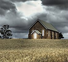Church at Wallendbeen by GailD