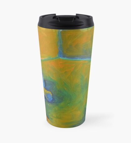 A World In Color Travel Mug