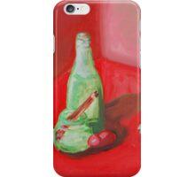 Make it Red iPhone Case/Skin