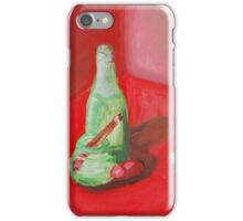 Make it Red iPhone Case/Skin