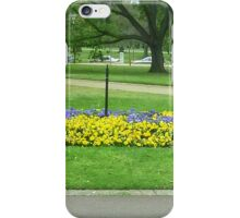 Government House Gardens - Melbourne Vic. iPhone Case/Skin
