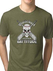 battitude Tri-blend T-Shirt