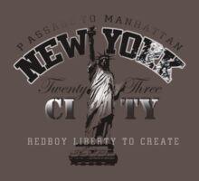 liberty by redboy