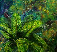 Cycad  by Ciska