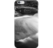 Falling Water on Granite iPhone Case/Skin