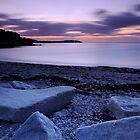 Sunrise Falmouth Cornwall UK by DonDavisUK