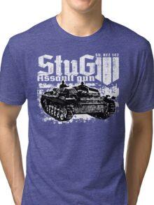 StuG III Tri-blend T-Shirt