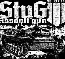 StuG III by deathdagger