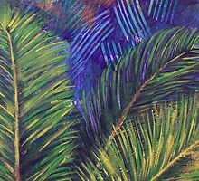 Cycad in the breeze by Ciska