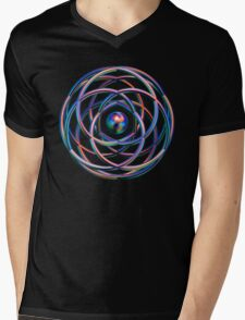 'Entwined Desires - (Rainbow)' Mens V-Neck T-Shirt