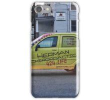 Three Wheeler iPhone Case/Skin