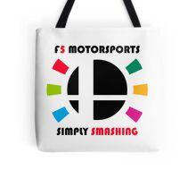 F5 Motorsports Tote Bag