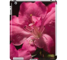 Pink Azalea iPad Case/Skin