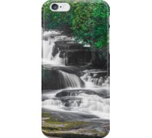 Dual Waterfalls iPhone Case/Skin