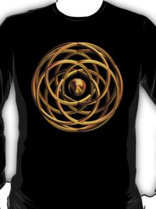 'Entwined Desires (Gold)' T-Shirt