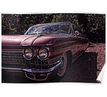 1960 Cadillac Eldorado Poster