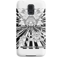 Lavos: All Forms (BLACK)... Samsung Galaxy Case/Skin