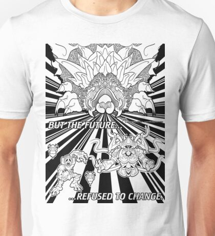 Lavos: All Forms (BLACK)... Unisex T-Shirt