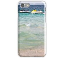 Thailand - water jet bikes iPhone Case/Skin