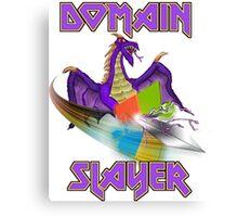 Domain Slayer Canvas Print