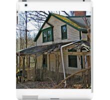 Home On The Edge iPad Case/Skin