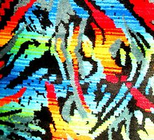 City Bus Seat Pattern by youveseenthese
