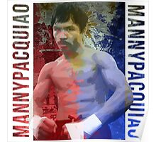 "Manny Pacquiao ""Pac-Man"" Poster"
