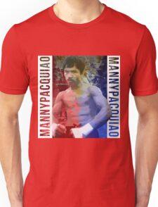 "Manny Pacquiao ""Pac-Man"" Unisex T-Shirt"