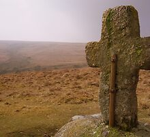 Dartmoor: Crosses Series - Horse Ford  by Rob Parsons