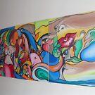 Anyway You Want To hang. by teresa robinson