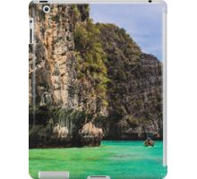 Thailand - Natural swimming pool iPad Case/Skin